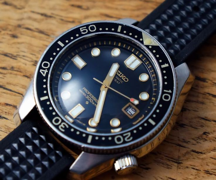 Vintage Seiko 6159-7001 300m Professional Diver - Whats on your wrist