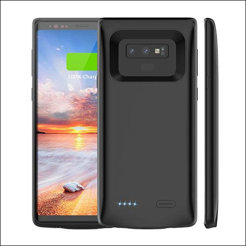low priced 3f100 bfc25 Best Galaxy Note 9 Battery Cases : Extended Charging Covers for Note ...