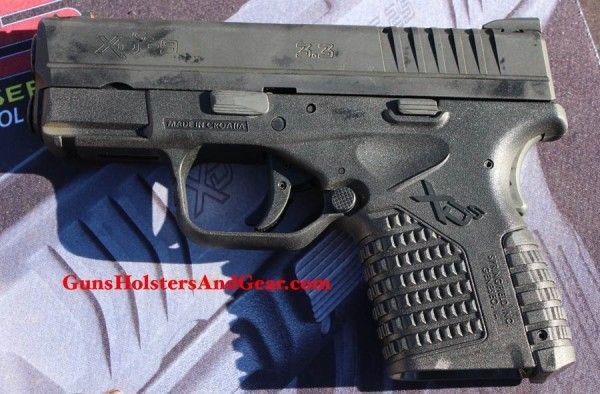 Springfield XDS 9mm review. Cant wait to have this!!!!