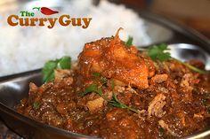 British Indian Restaurant Style Chicken Dopiaza