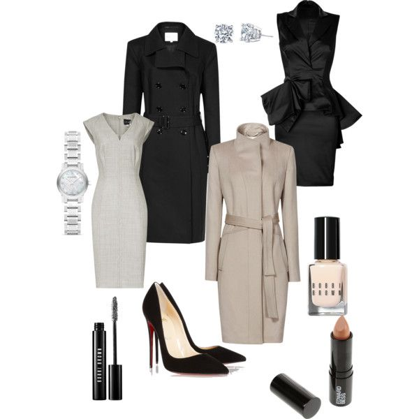 A fashion look from February 2014 featuring Marchesa dresses, Reiss dresses and Reiss coats. Browse and shop related looks.