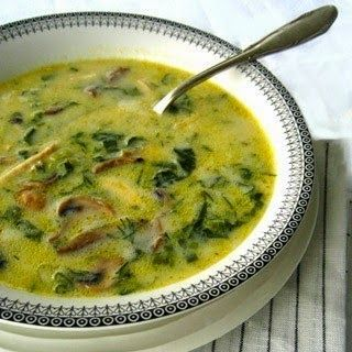 Μαγειρίτσα χορτοφαγική (με μανιτάρια) | Κουζινομαγειρέματα