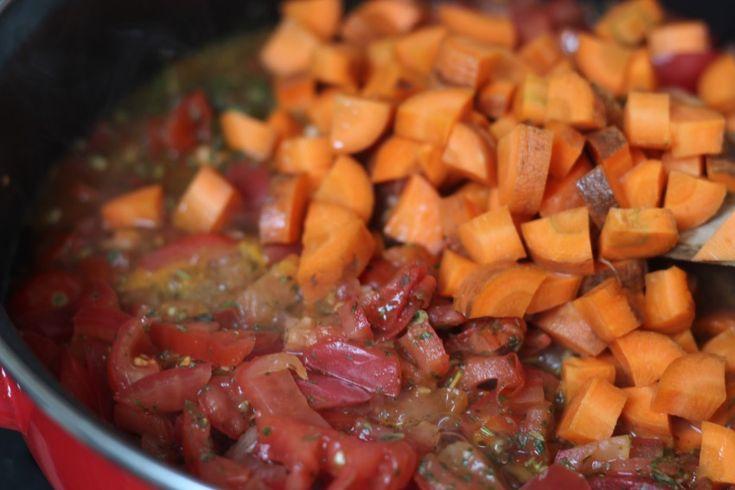 Recept: Zoete Aardappel Lasagne