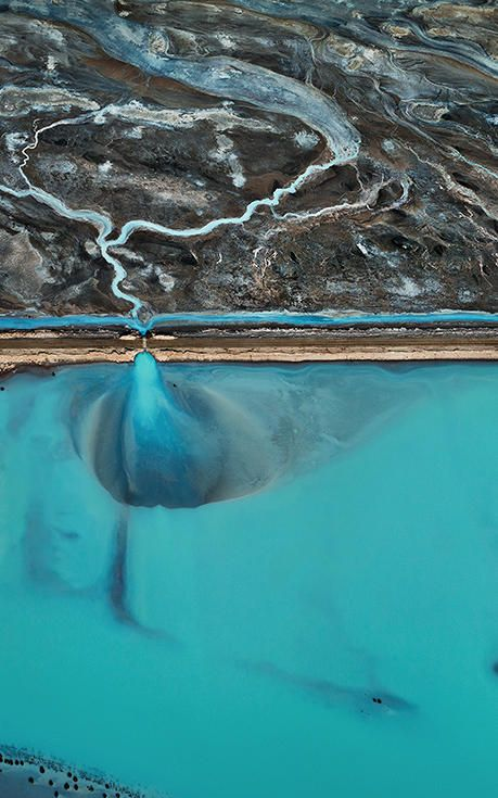 11   Photographer Edward Burtynsky Captures The Horror And Beauty In Our Relationship With Water   Co.Create   creativity + culture + commer...