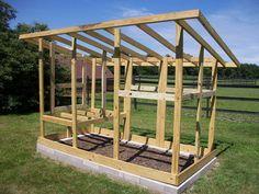 best chicken coop construction photos