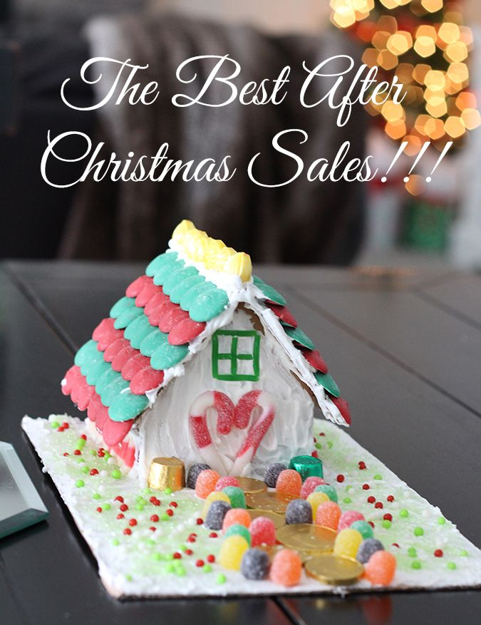 I compiled a list of all of the best after Christmas sales! Some of these sales are the best I have seen ALL YEAR! #deals #sales #christmas