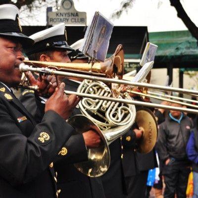 S.A. Naval Parade