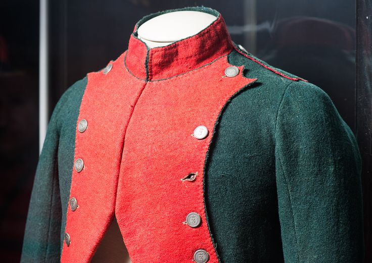 Coat of a private of the 3d Dragoon regiment. France. 1802-1806.
