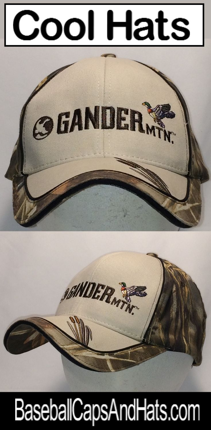 5c22983d83d Hunting Hats - Check out our selection of Hunting Hats like this Vintage  Gander Mo…