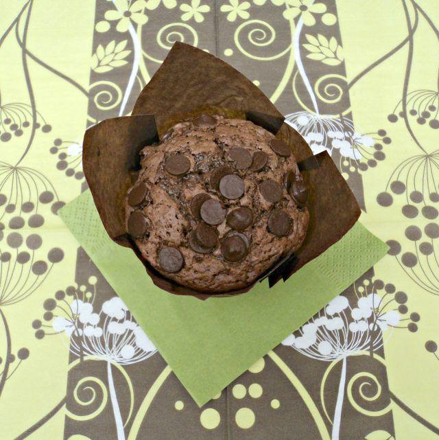 Magdalenas o molletes de chocolate uidad