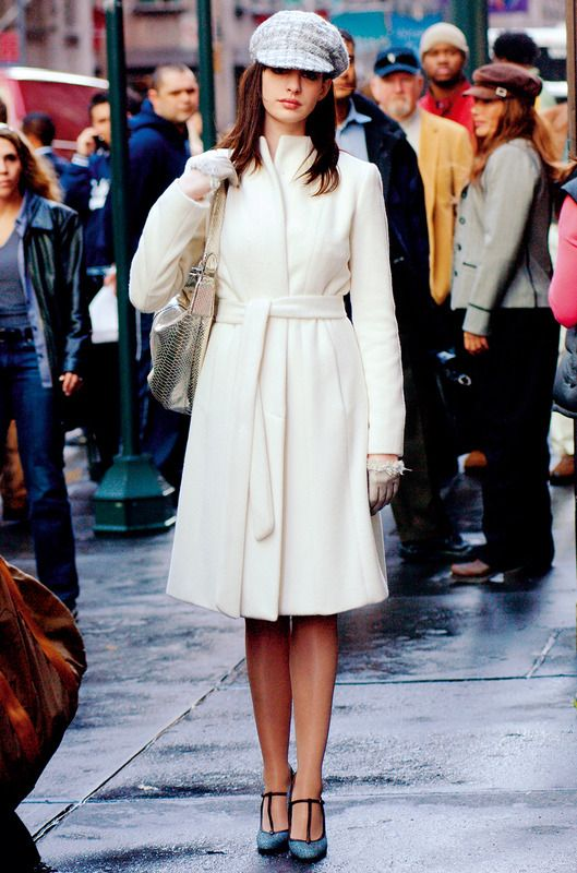 Andy Sachs (Anne Hathaway) - El diablo viste de Prada (2006)