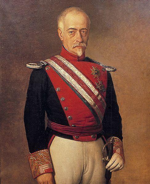 Francisco Javier Girón y Ezpeleta Duque de Ahumada