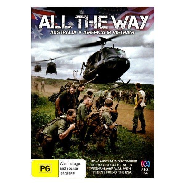 Historian Paul Ham movie study of the Australian part in the Vietnam War
