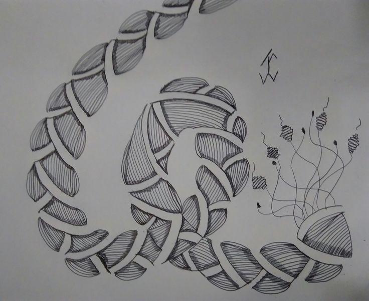 ShapeDoodle05 #followewrs #instagram  #zentangle #3d #drawing #draw #pen #art  #ink #inkwork #zentangles #zentangleart #shape #shapes #mandala #mandalas