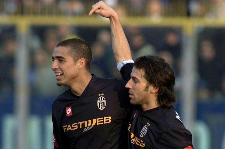 Trezeguet & Del Piero