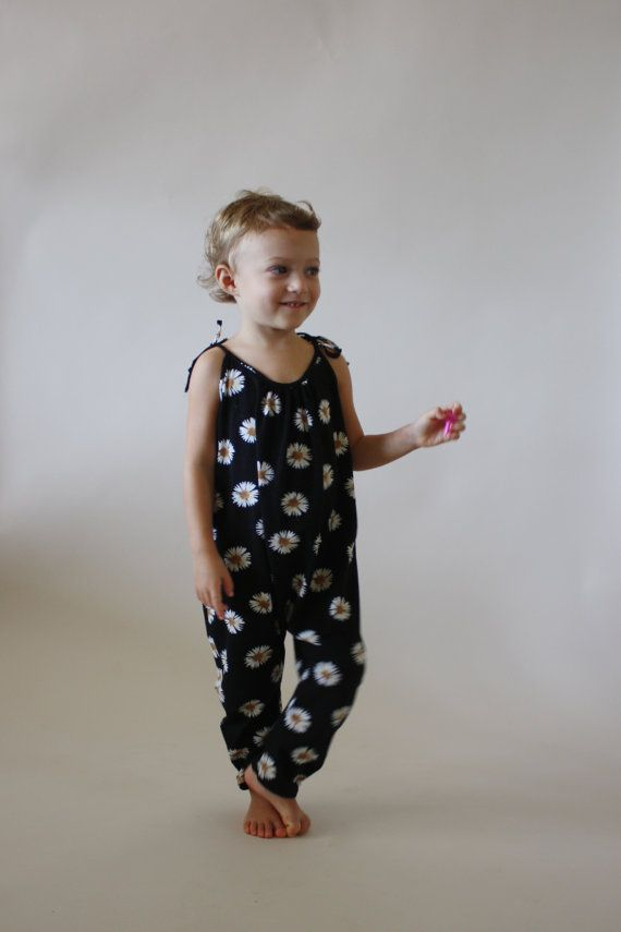 Roo Romper. A simple two piece construction makes this an incredibly easy sew.