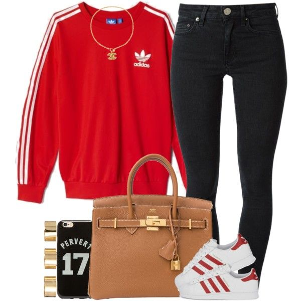 A fashion look from September 2015 by livelifefreelyy featuring adidas, Acne Studios, adidas Originals, ASOS and Givenchy