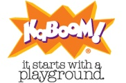 KaBOOM! is a national non-profit dedicated to saving play for America's children.    Their mission is to create great playspaces through the participation and leadership of communities. Ultimately, they envision a place to play within walking distance of every child in America.