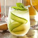 Try the Cucumber Cooler Recipe on williams-sonoma.com/