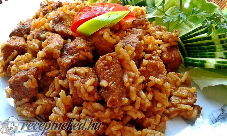 A legjobb Bácskai rizses hús recept fotóval egyenesen a Receptneked.hu gyűjteményéből. Küldte: Kautz Jozsef