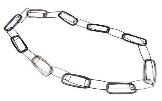 【Works】2012年 ネックレス:シルバー ■松山まゆみ MAYUMI MATSUYAMA - Contemporary Jewellery Works