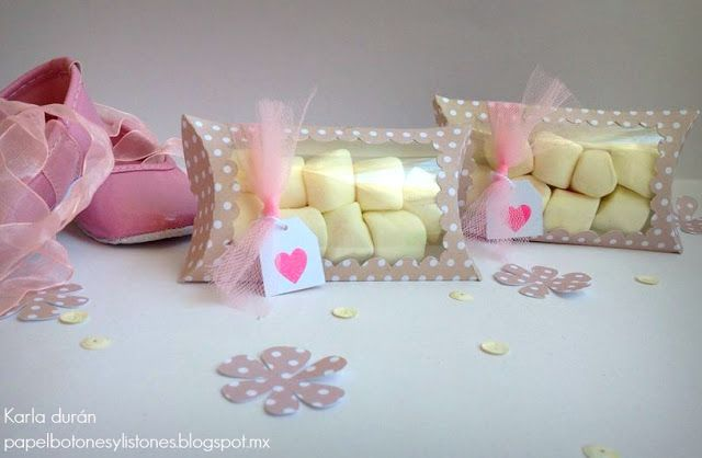 Stamping Paper: Cajita de bombones !
