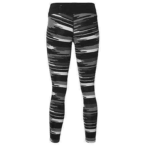 Buy Asics FuseX 7/8 Length Running Tights, Grey Online at johnlewis.com