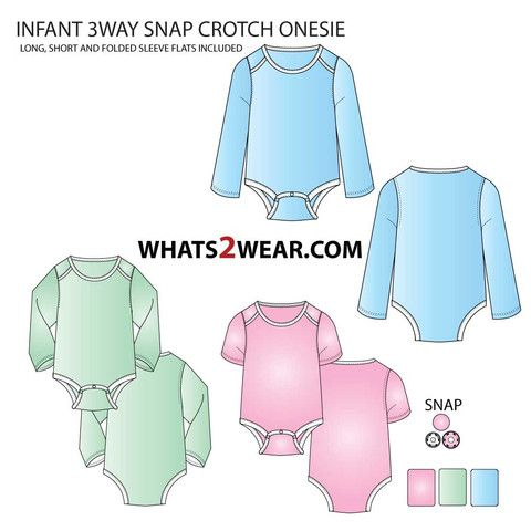 17 best Baby And baby Wear Vectors images on Pinterest Fashion - onesie template
