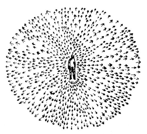 Ugo La Pietra, Communication