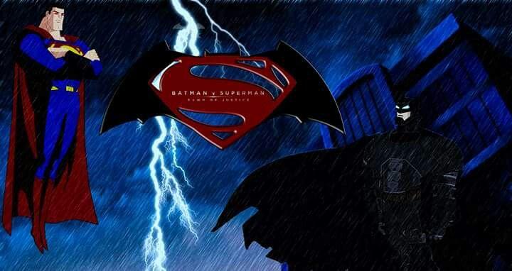 Batman vs Superman Dawn of Justice Animated version ...