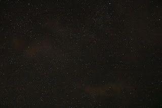 Gerald Saul: meteor shower