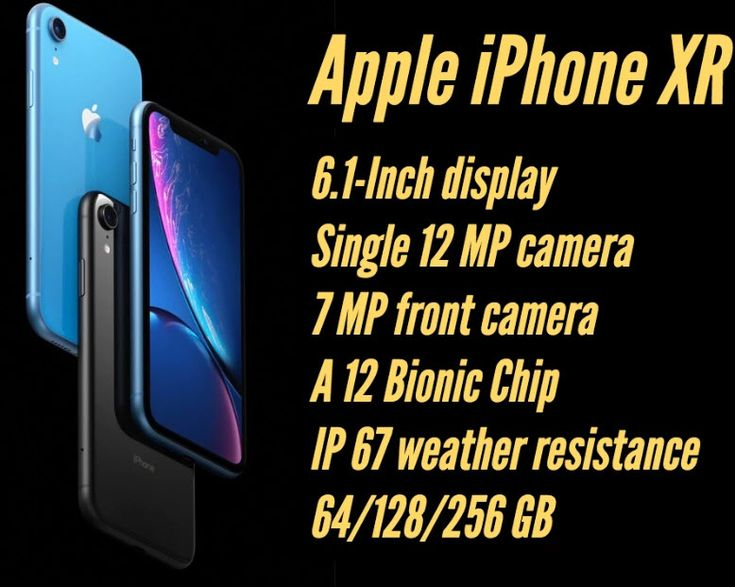 Apple iphone xr launched read about apple iphone xr full