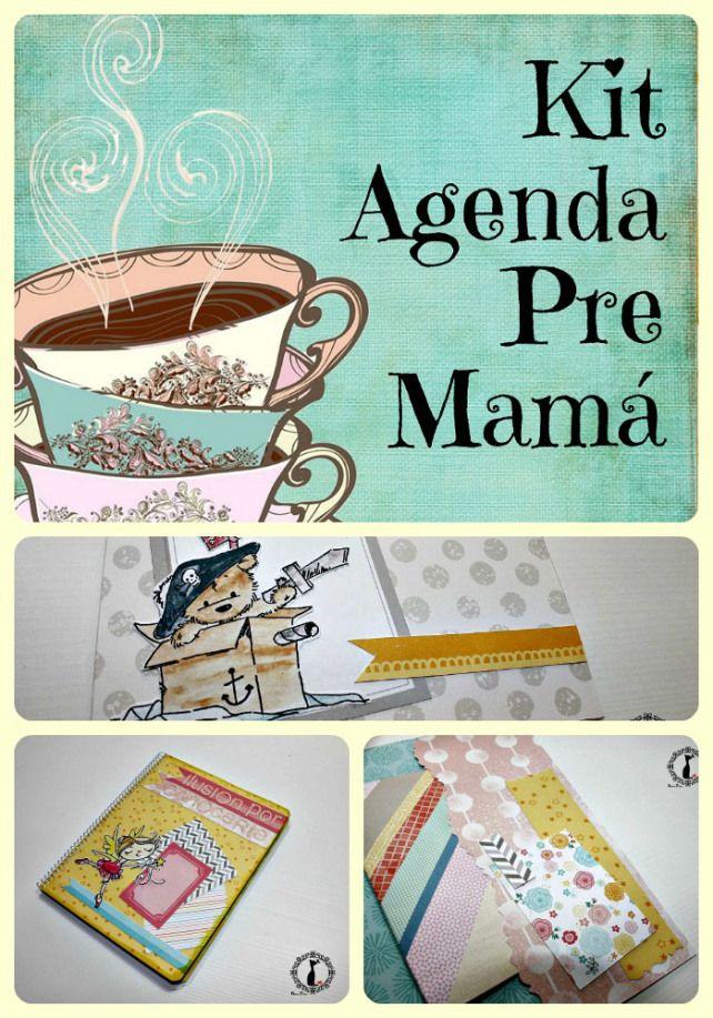 Best Scrapbook Agenda Prenatal Images On   Planners