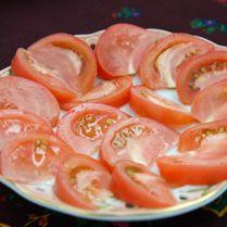 パリワール インド料理レストラン PARIWAR Indian Restaurトマトサラダ/Tomato Salad