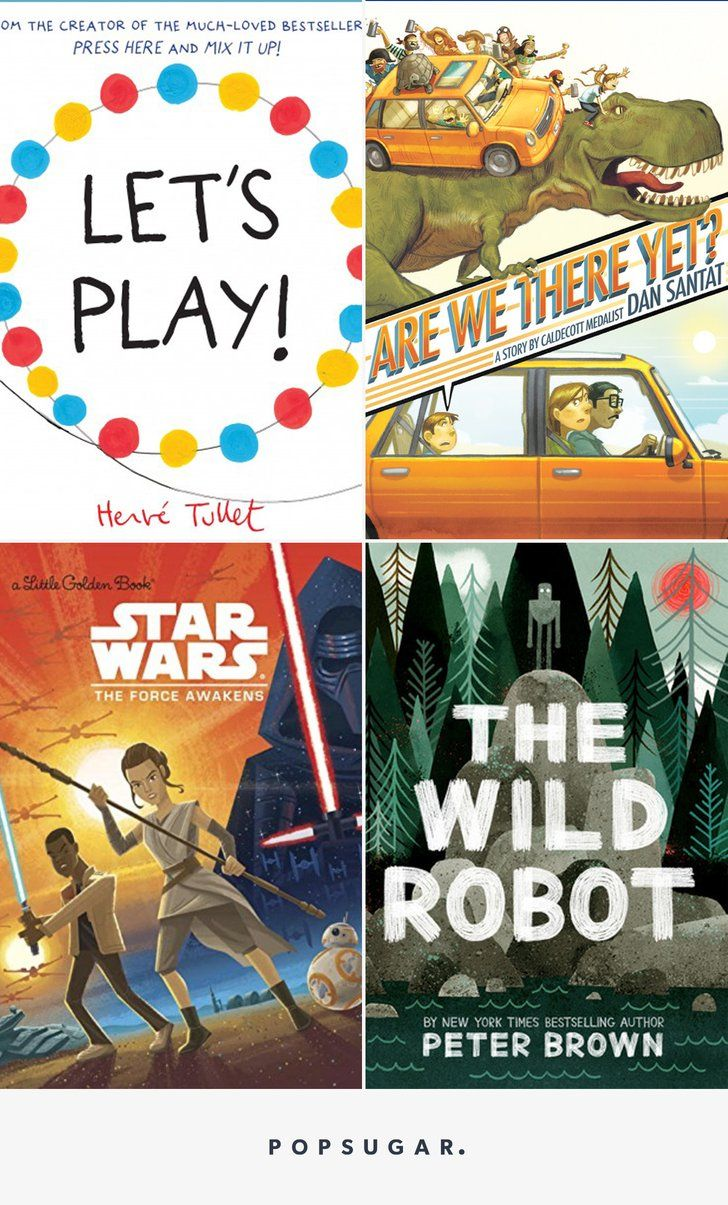 These Are New Books From 2016 Your Kids Need to Have on Their Summer Reading List