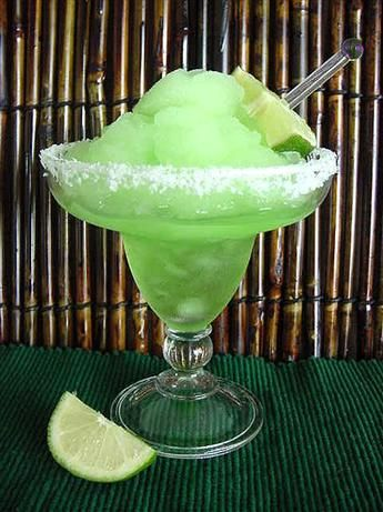 Mild-eyed Margarita (non-alcoholic) from Food.com:   								This recipe came from MADD Non-Alcoholic Party Drinks