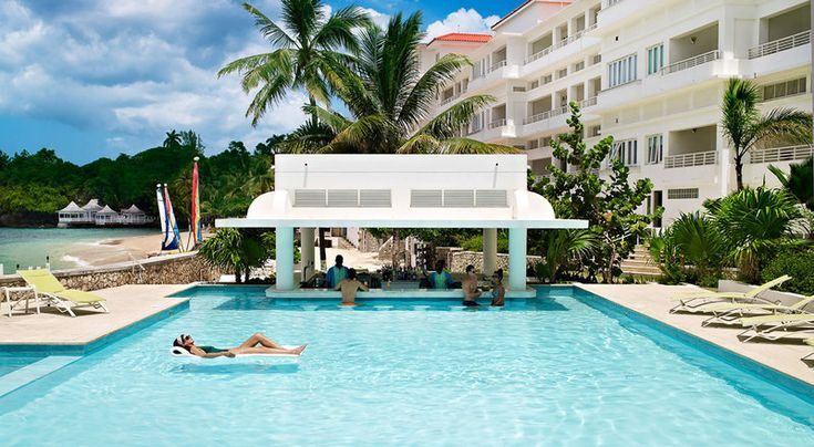Last minute All Inclusive deals can be found at Couples Tower Isle, Jamaica