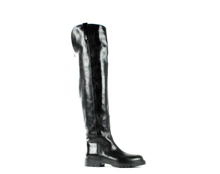 A.f.vandevorst laarzen zwart - Schoenen Moernaut