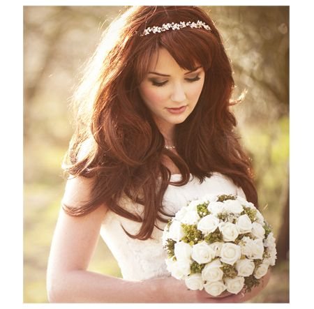 wedding hair and makeup tampa 1000 ideas about wedding hair bangs on 9684