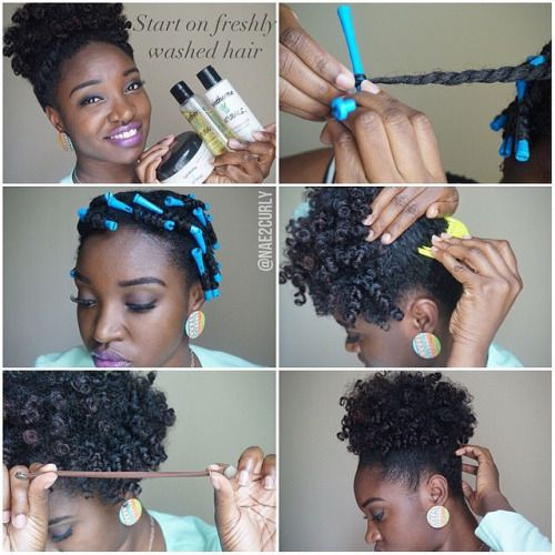 @nae2curly I love rocking a high puff! This time with the help of @hydratherma I have SOFT, SHINY AND MOISTURIZED curls! 1) I used @hydrathermanaturals Hair Growth Oil as a prepoo. Next, I washed and conditioned my hair with #HydrathermaNaturals Scalp Soothing Shampoo Bar & Amino Plus Protein Deep Conditioning Treatment 2) I used their Protein Balance Leave-In Conditioner, Hair Growth Oil & Aloe Curl Enhancing Twisting Cream for each section 3) I two strand twist all the way down and added a…