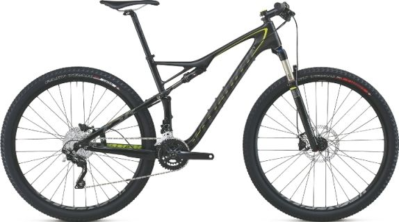 2014 Specialized Epic Comp Carbon 29er Mountain Bike