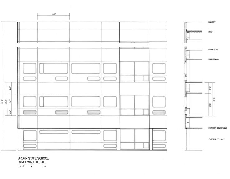 Bronx Development Center – Richard Meier & Partners Architects