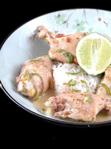 Jetez un il poulet tha sauce cacahu tes vraiment - Cuisine asiatique facile ...