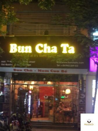 Photo of Bun Cha Ta