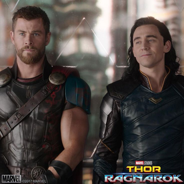 Thor Ragnarok Movie Scene with Loki and Thor - DigitalEntertainmentReview.com