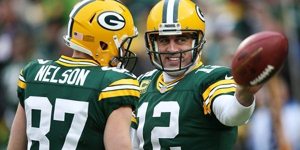 Even when Aaron Rodgers struggles during the regular season, he puts up numbers that every NFL quarterback marvels at. For the third straight season, Rodgers threw more than 30 touchdown passes in 2016.