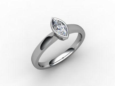 07-0500-0018 Diamond Ring Image - 01