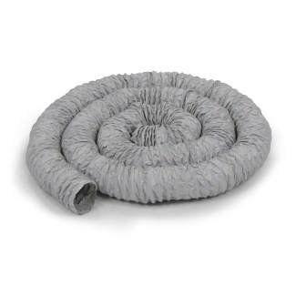 TROTEC Tuyau d'air TF-L 63 mm/6 m: Plage de température: de -5°C à + 80°C Tissu flexible avec gaine: PVC-Monté sur fil spirale Léger,…