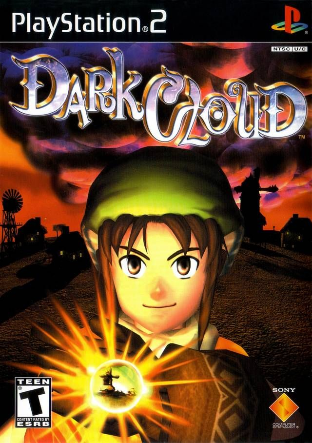 (*** http://BubbleCraze.org - New Android/iPhone game is wickedly addicting! ***) {Dark Cloud - PS2}