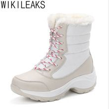 http://womensclothingdeals.com/products/wikileaks-women-snow-boots-winter-warm-boots-thick-bottom-platform-waterproof-ankle-boots-women-thick-fur-cotton-shoes-plus-size/     Tag a friend who would love this! For US $30.50    FREE Shipping Worldwide     Buy one here---> http://womensclothingdeals.com/products/wikileaks-women-snow-boots-winter-warm-boots-thick-bottom-platform-waterproof-ankle-boots-women-thick-fur-cotton-shoes-plus-size/